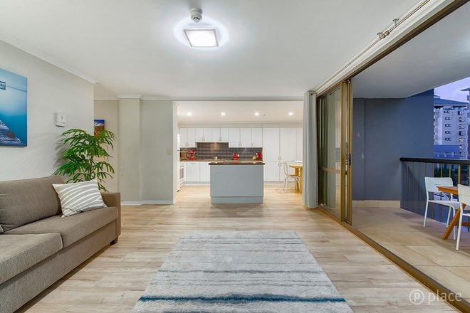 Picture of 7/89 Thorn Street, KANGAROO POINT QLD 4169