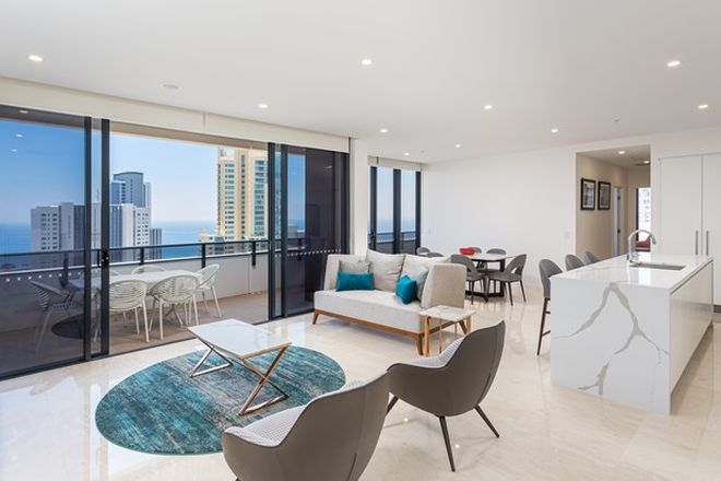 Picture of 1209/9 Norfolk Avenue, SURFERS PARADISE QLD 4217