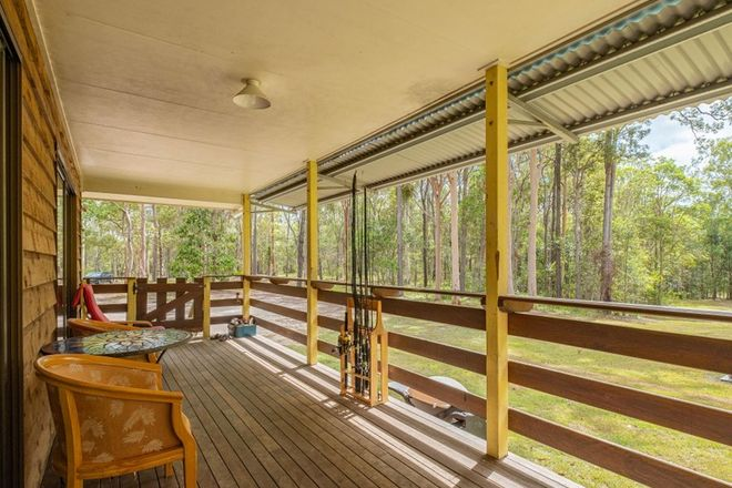 Picture of 194 Stephan Road, GOOMBOORIAN QLD 4570
