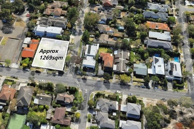 Picture of 241-243 Dendy Street, BRIGHTON EAST VIC 3187