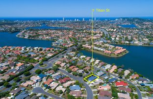 Picture of 1 Titian Street, Varsity Lakes QLD 4227
