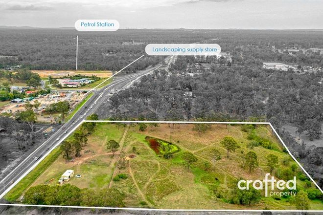 Picture of 4826 Mount Lindesay Highway, NORTH MACLEAN QLD 4280