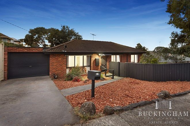 Picture of 28 Graeme Avenue, MONTMORENCY VIC 3094