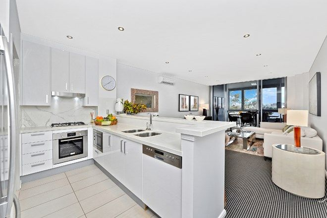 Picture of 267/8A Mary Street, RHODES NSW 2138