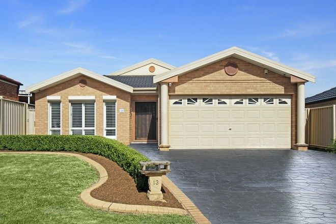 Picture of 13 Weston Place, WEST HOXTON NSW 2171