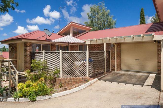 Picture of 2/7 Quin Avenue, ARMIDALE NSW 2350