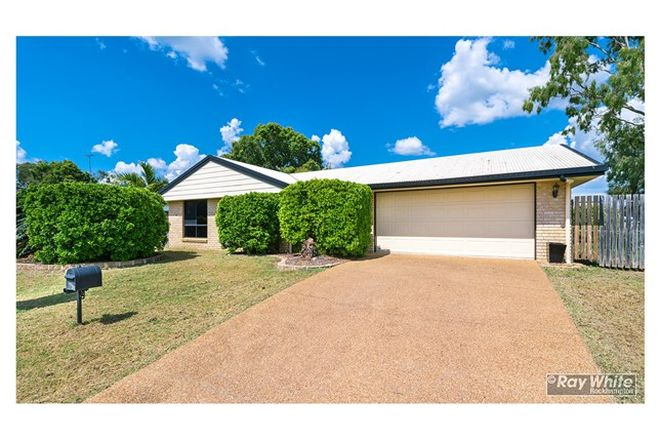Picture of 43 Buxton Drive, GRACEMERE QLD 4702