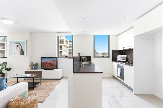 Picture of 5302/42 Pemberton Street, BOTANY NSW 2019