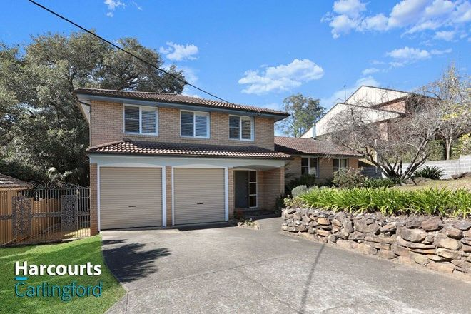 Picture of 101 Murray Farm Rd, CARLINGFORD NSW 2118