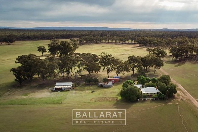 Picture of 721 Maryborough -Dunolly Rd Havelock Via, MARYBOROUGH VIC 3465