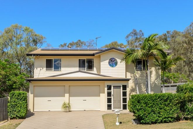 Picture of 2 PINE AVENUE, WEST GLADSTONE QLD 4680