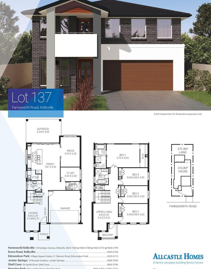 Lot 137 Farnsworth Road, Kellyville NSW 2155, Image 1
