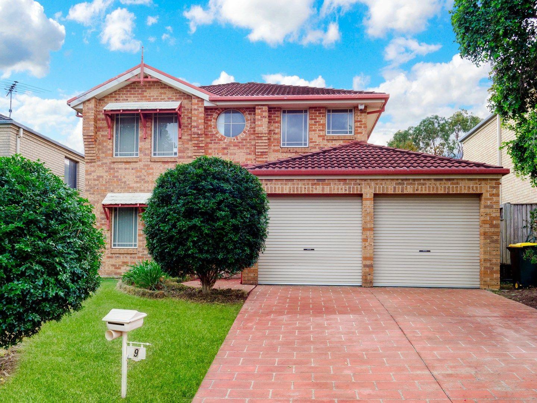 9 Vanessa Court, Glenwood NSW 2768, Image 0