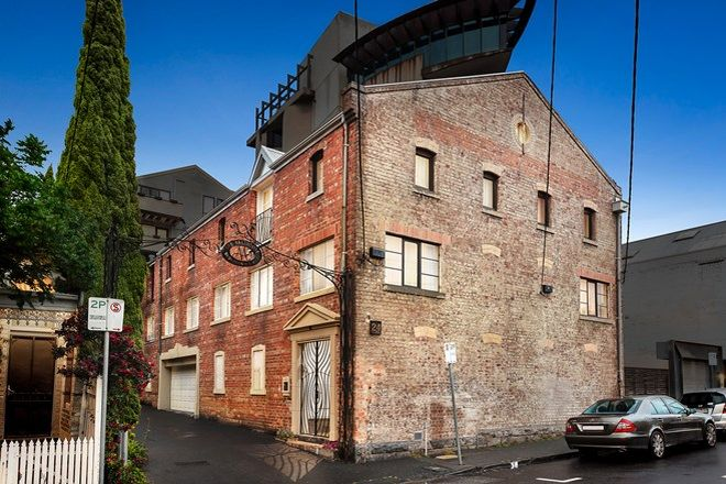 Picture of 1/24 Abinger Street, RICHMOND VIC 3121
