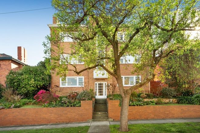 Picture of 1/2 Coolullah Avenue, SOUTH YARRA VIC 3141