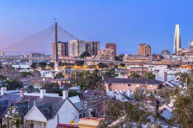 Picture of 6/2 Forsyth Street, GLEBE NSW 2037
