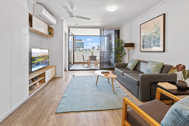 Picture of 406/398 Saint Pauls Terrace, FORTITUDE VALLEY QLD 4006