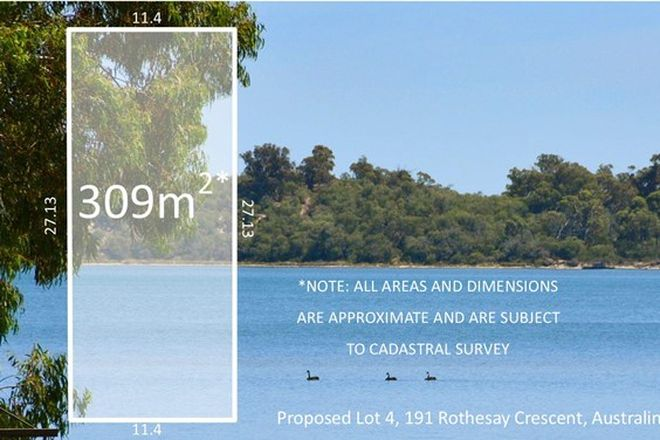 Picture of 4/Proposed Lot 4/191 Rothesay Crescent, AUSTRALIND WA 6233