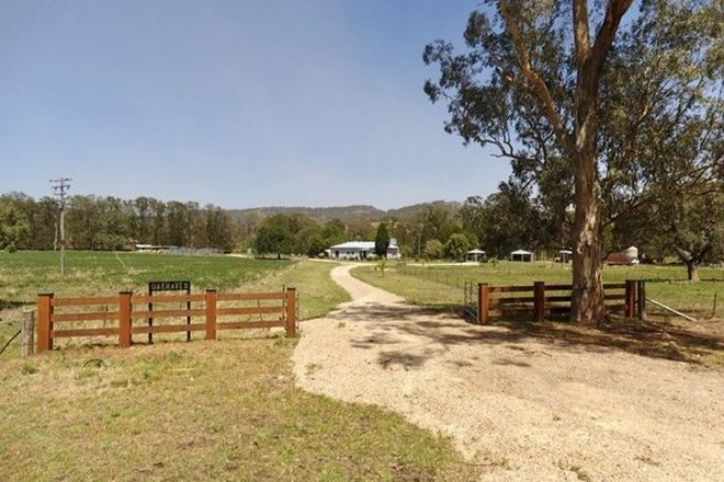 Picture of 1142 Warrah Creek Road, WILLOW TREE NSW 2339