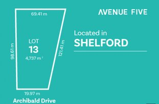 Picture of Lot 13 Archibold Drive, Shelford VIC 3329