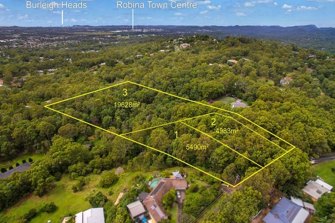 Picture of Lots 1,2,3 - 333 San Fernando Drive, WORONGARY QLD 4213
