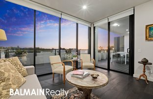 Picture of 206/2 Nagurra Place, Rozelle NSW 2039