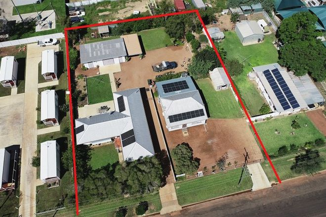 Picture of 12- 14 Garden Street, CUNNAMULLA QLD 4490