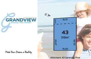 Picture of Allotment 43 Serenity Rise, Port Noarlunga SA 5167