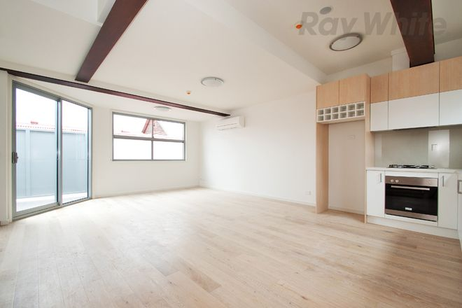 Picture of 4/213 Weston Street, BRUNSWICK EAST VIC 3057