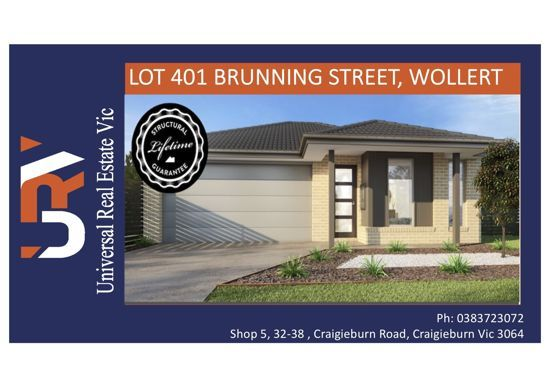 401 Brunning Street, Wollert VIC 3750, Image 0