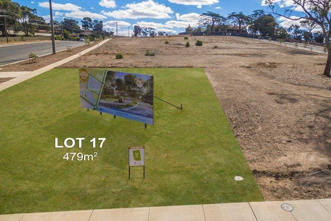 Picture of Lot 17 Cnr Alder St & Aspinall St, GOLDEN SQUARE VIC 3555