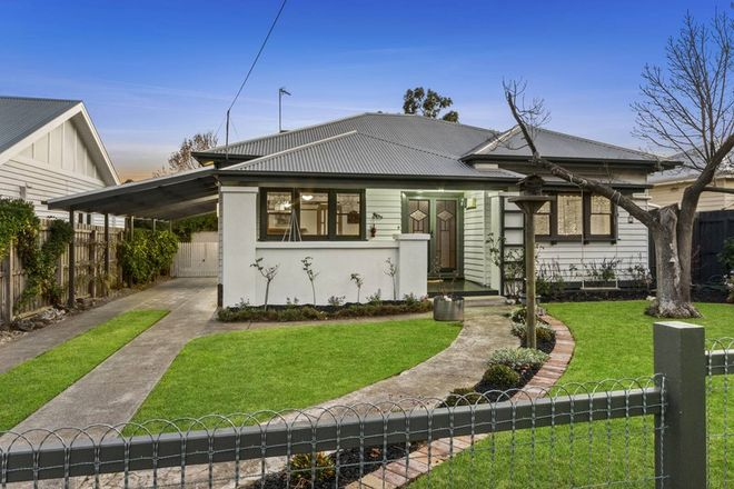Picture of 7 Girton Crescent, MANIFOLD HEIGHTS VIC 3218