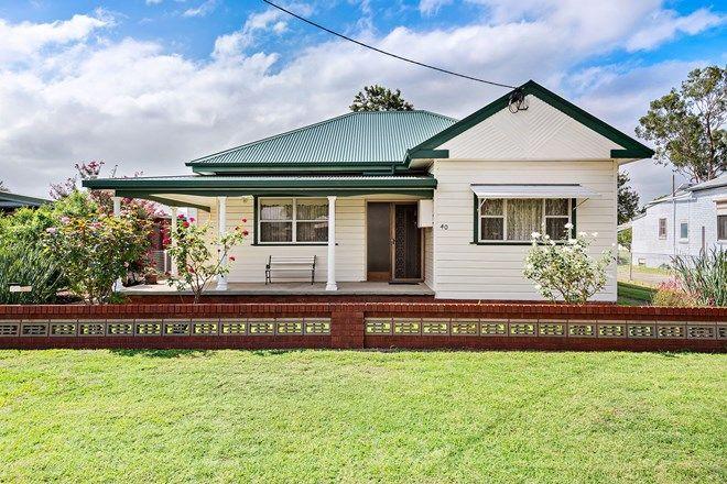 Picture of 40 Gordon Avenue, CESSNOCK NSW 2325