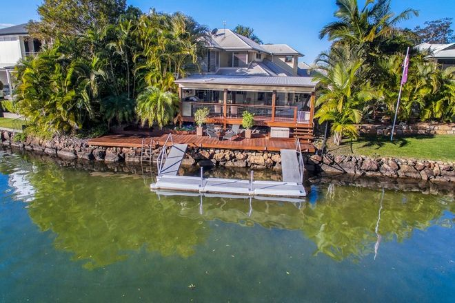 Picture of 10 Karinya Place, TWIN WATERS QLD 4564
