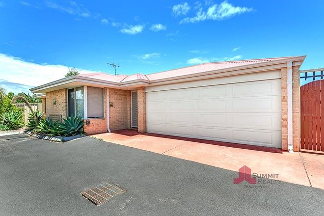 Picture of 3/110 Forrest Avenue, SOUTH BUNBURY WA 6230