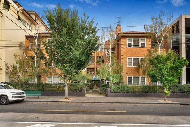 Picture of 8/147-149 Domain Road, SOUTH YARRA VIC 3141