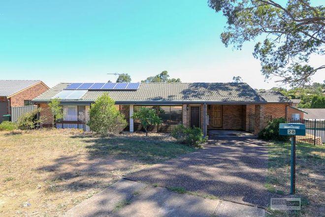 Picture of 28 Lloyd Jones Drive, SINGLETON HEIGHTS NSW 2330
