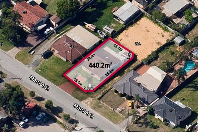 Picture of 21 Marriot Street, CANNINGTON WA 6107