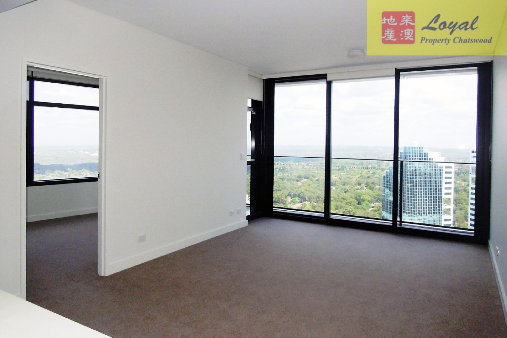 3302/438 Victoria Avenue, Chatswood NSW 2067, Image 2