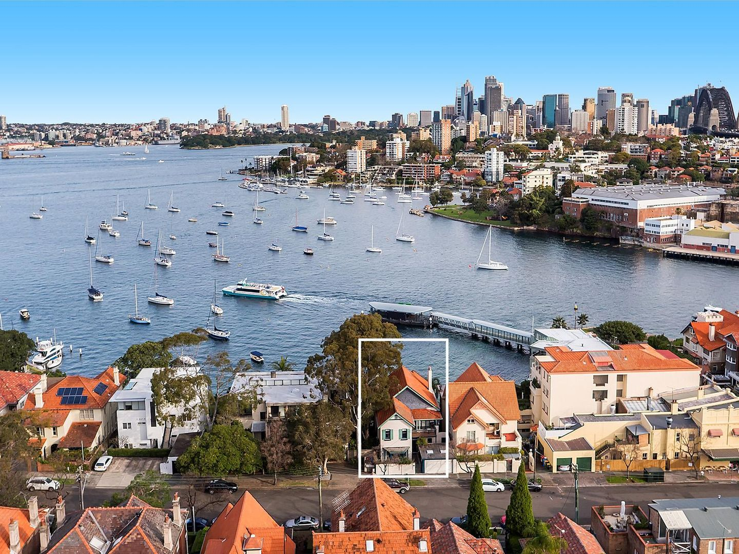 3 Lower Wycombe Road, Neutral Bay NSW 2089, Image 2