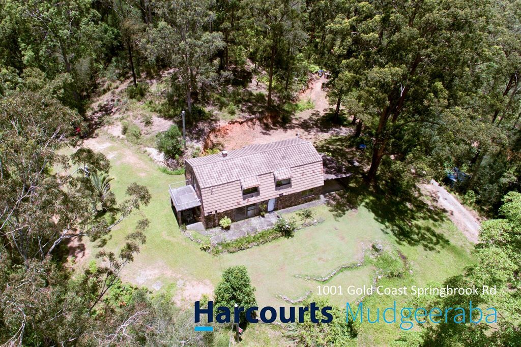 1001 Gold Coast Springbrook Road, Mudgeeraba QLD 4213, Image 0