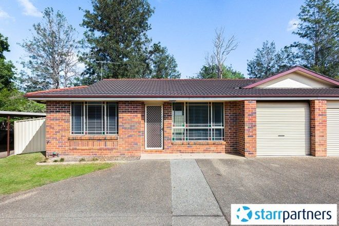 Picture of 1/189a Mileham Street, SOUTH WINDSOR NSW 2756