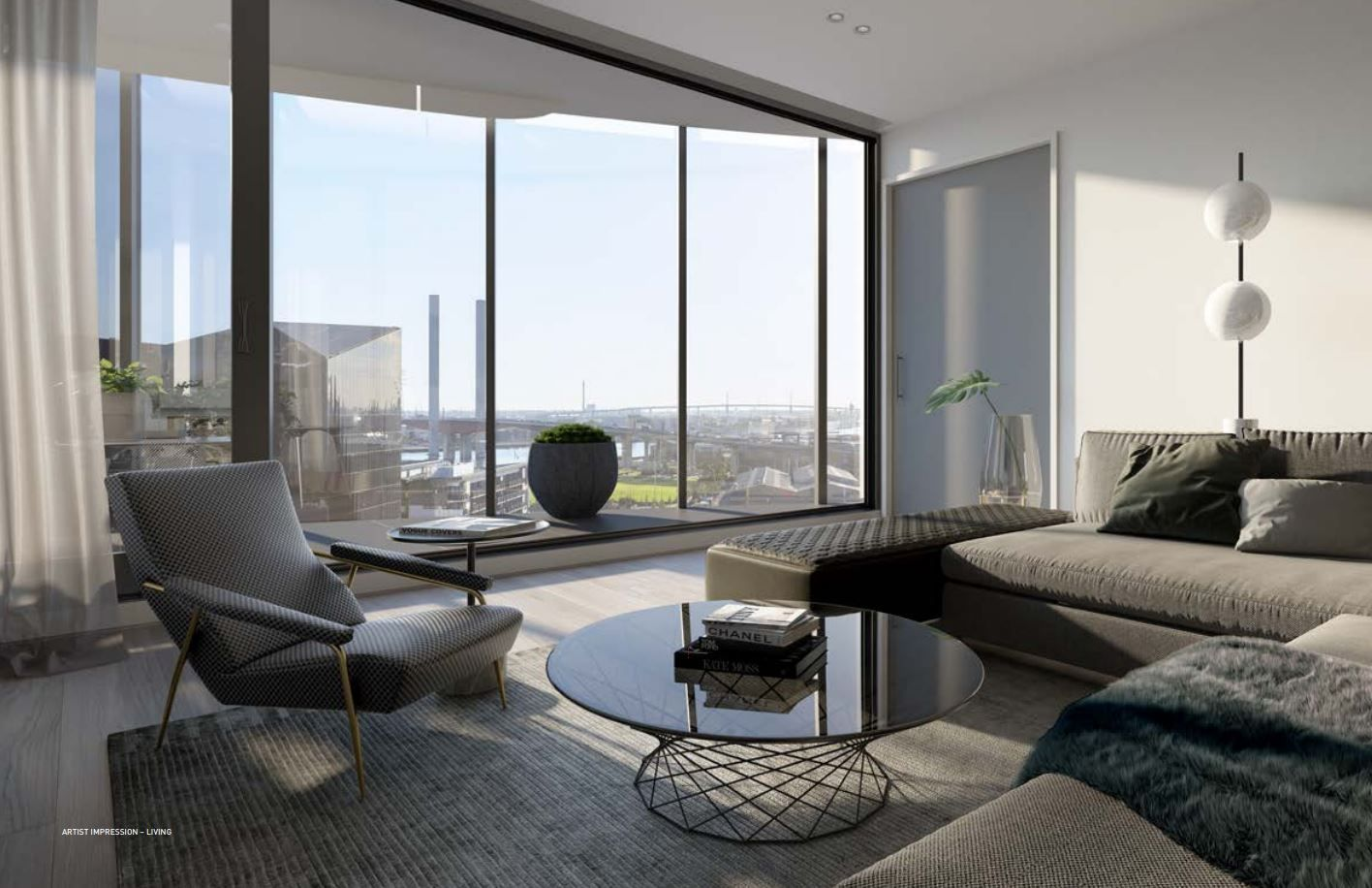 2 bedrooms New Apartments / Off the Plan in  DOCKLANDS VIC, 3008