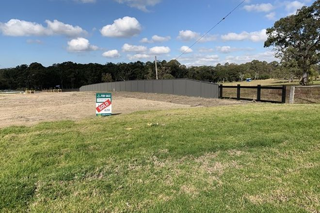 Picture of Lot 157, 1389 Hue Hue Road, WYEE NSW 2259