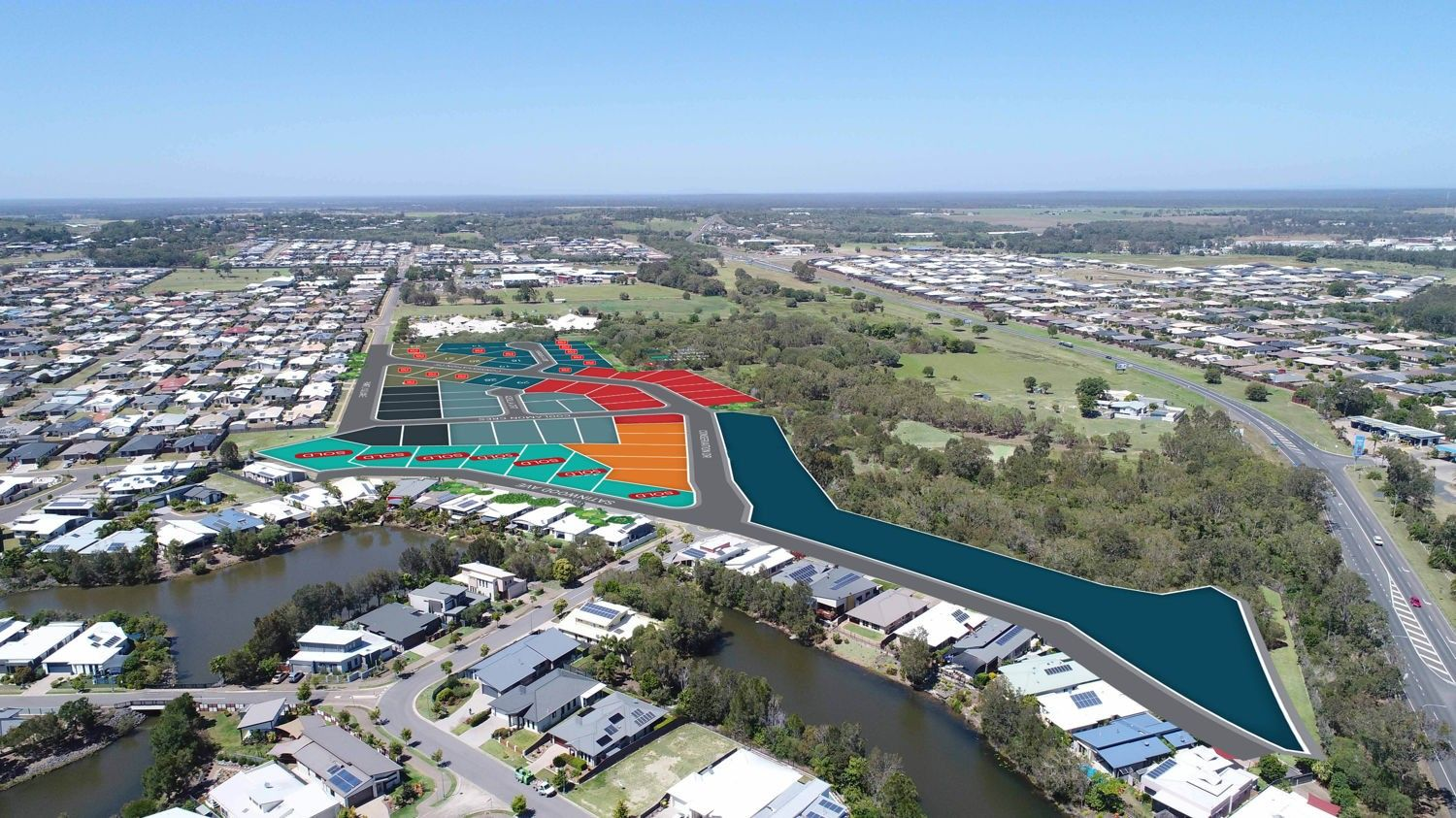 Lot 27 Conservation Drive, Kingfisher Gardens, Urraween QLD 4655, Image 2