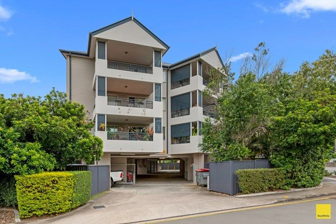 Picture of 8/239 Shafston Avenue, KANGAROO POINT QLD 4169