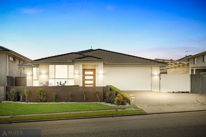 Picture of 3 Colonial Street, KELLYVILLE NSW 2155