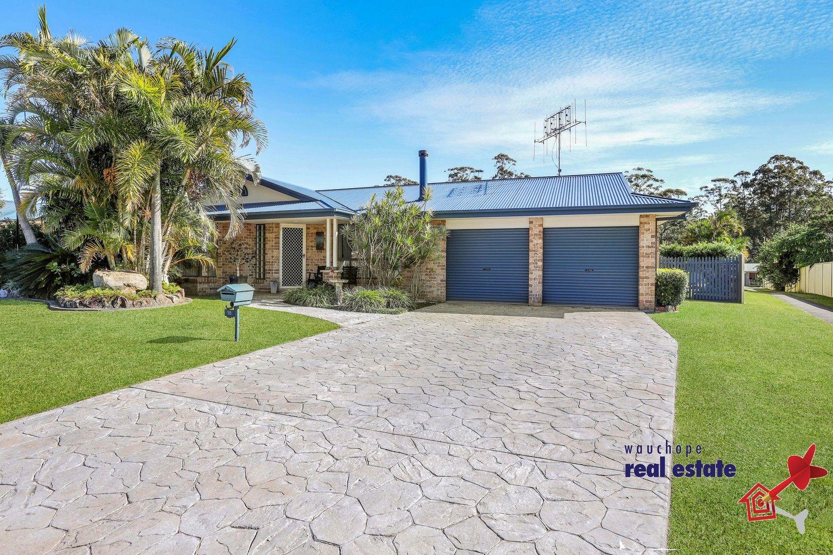 18 Timbertown Crescent, Wauchope NSW 2446, Image 0