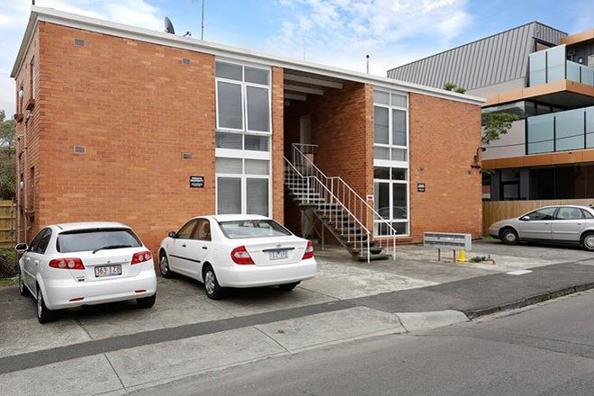 Picture of 3/10-12 Carroll Street, RICHMOND VIC 3121