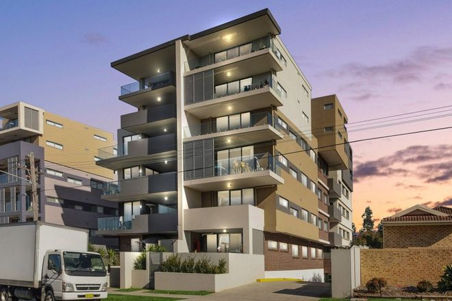 Picture of 102B/27 Percy Street, BANKSTOWN NSW 2200